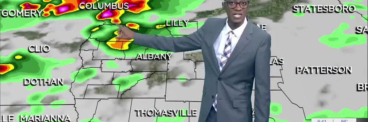 Tommie's Friday Morning Forecast 04/09/21