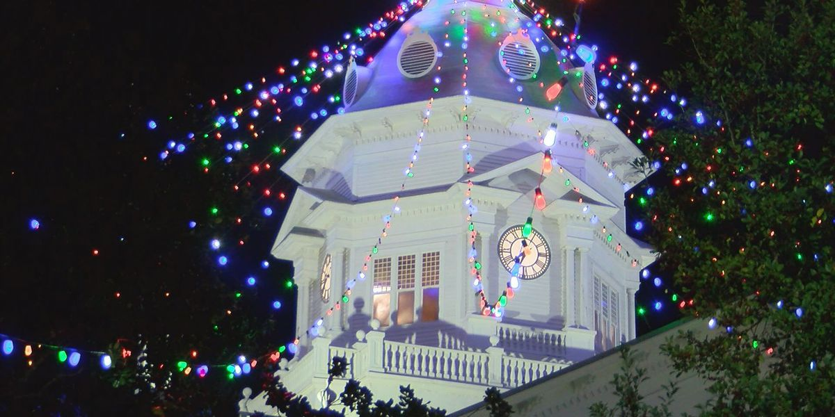 New LED Christmas lights enter second year in Moultrie