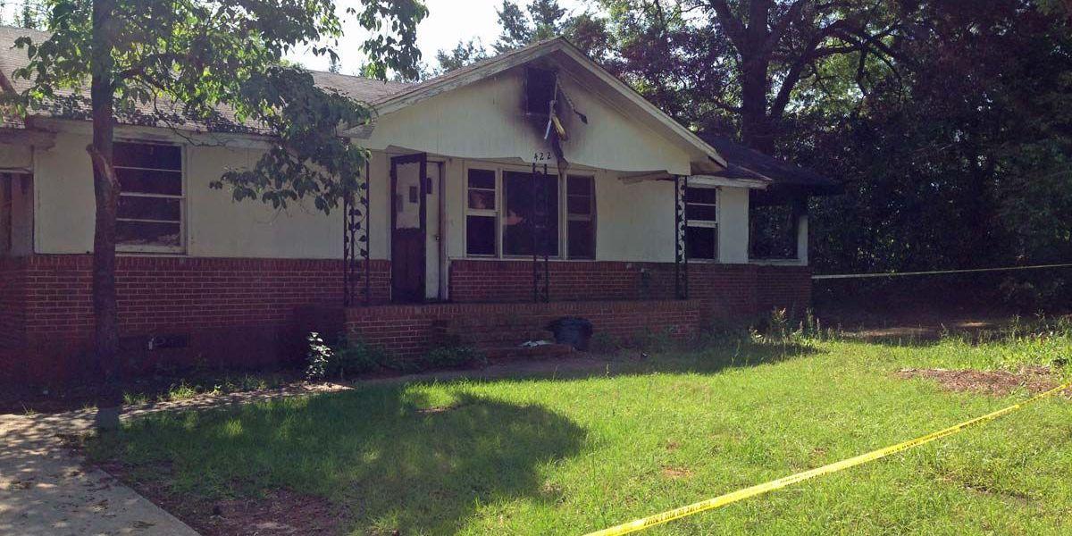 Dawson arson fire under investigation