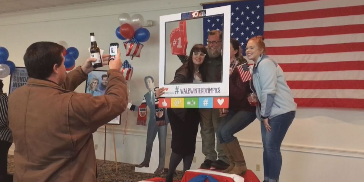 WALB gears up for Winter Olympics at Business After Hours event