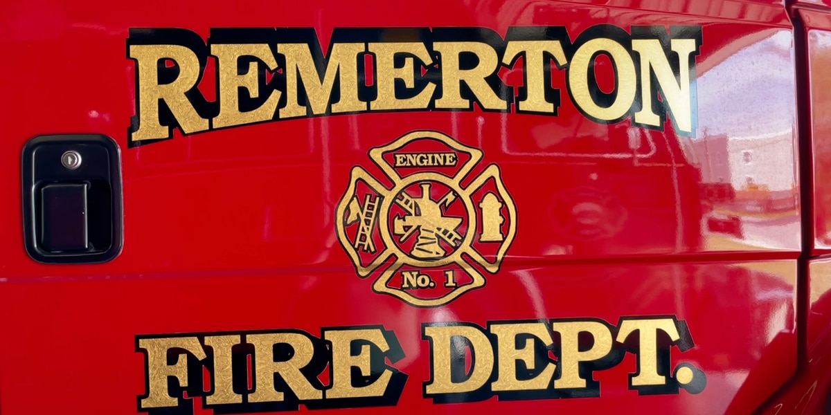 Remerton Fire Dept. works to enhance safety in growing community