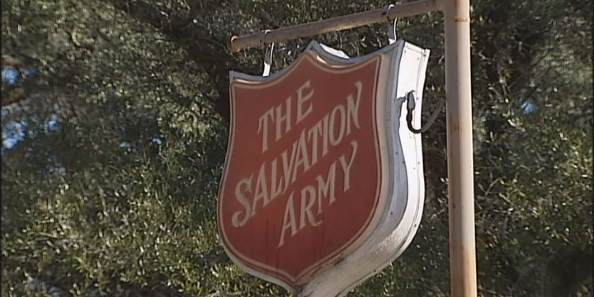 The Salvation Army getting ready for annual coat drive