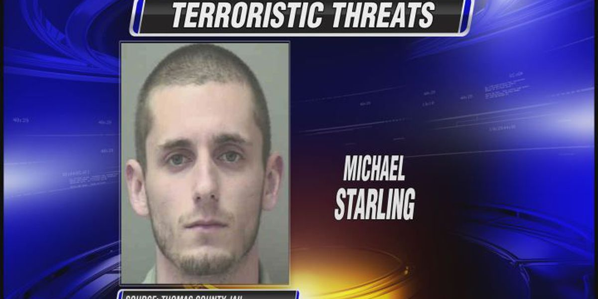 Student makes terroristic threats against college
