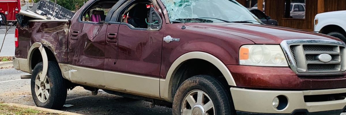 BPS: School bus involved in crash with pickup truck
