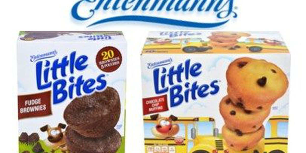 Little Bites snacks recalled