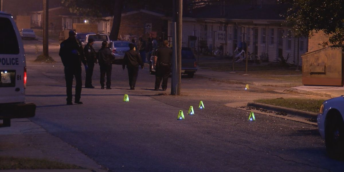 Eight men indicted for 2016 drive-by shooting
