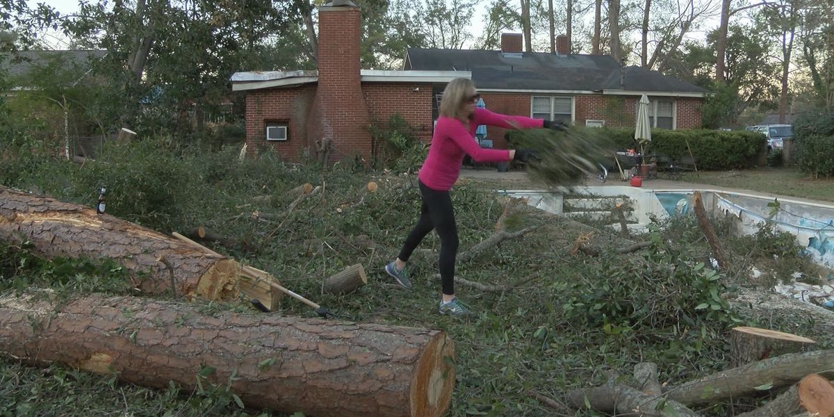 Volunteers remain ready to help with storm cleanup