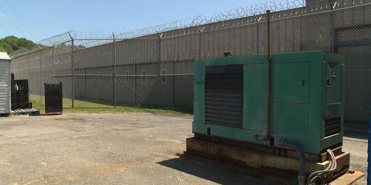 Crisp Co. Sheriff says jail needs new generator