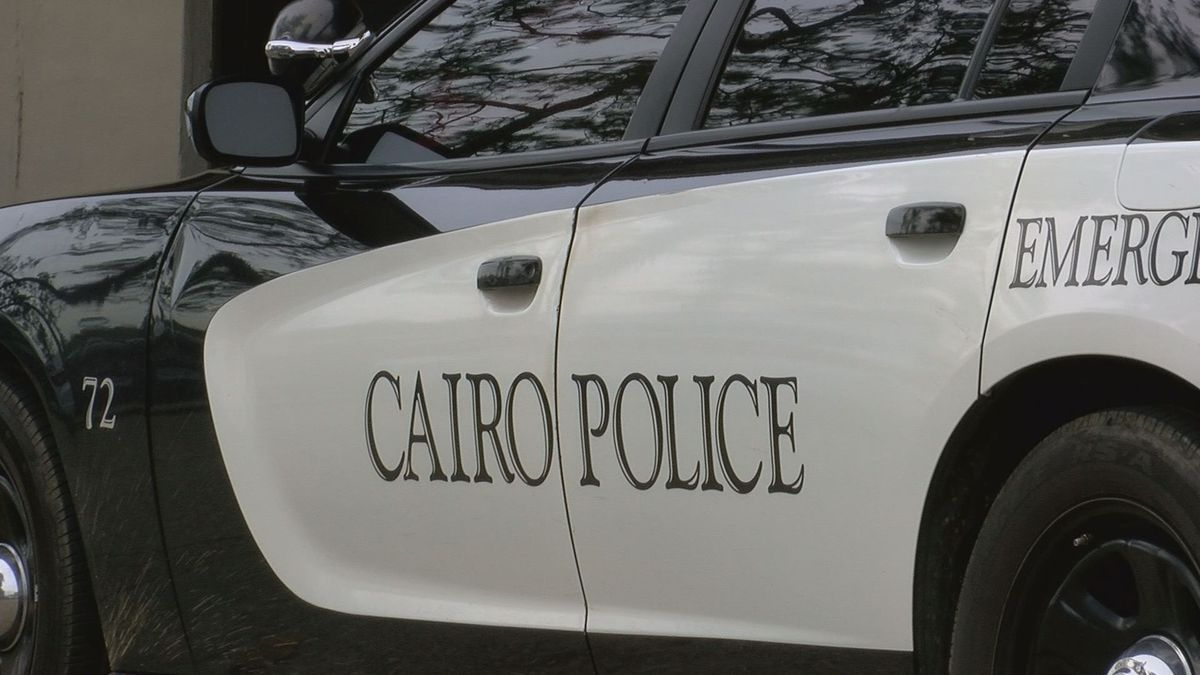 Cairo PD looking for armed robbery suspect