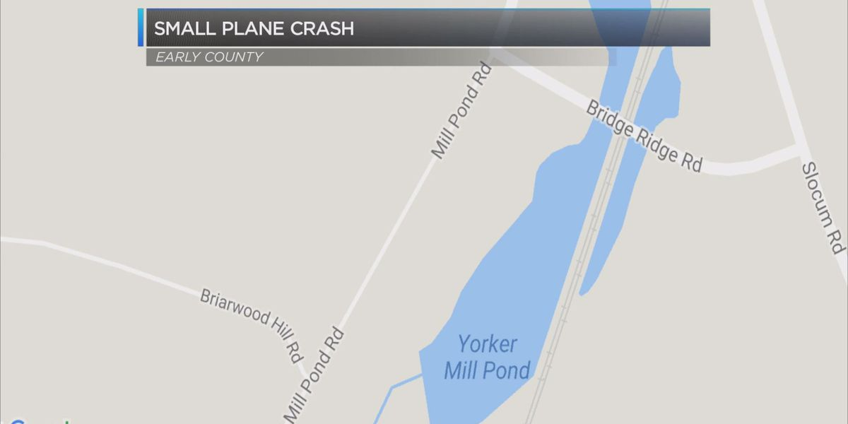 No injuries after small plane crash lands in Early County