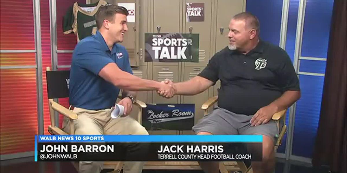 Sports Talk with John Barron - Terrell Co. football