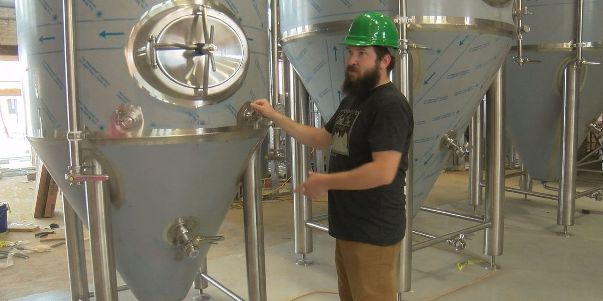 Albany's first craft brewery prepares for October open