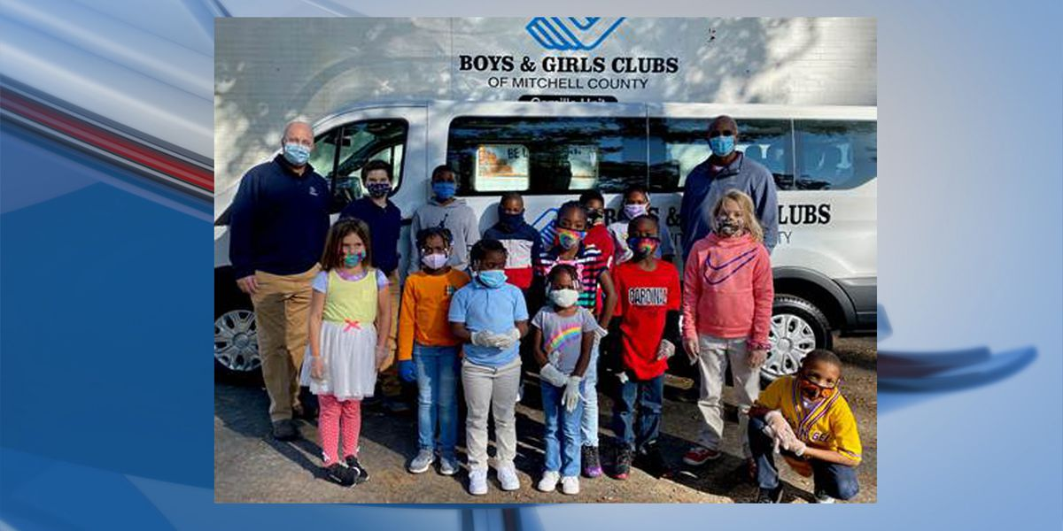 Camilla's Tyson Foods makes donation to Boys & Girls Clubs of Mitchell Co.