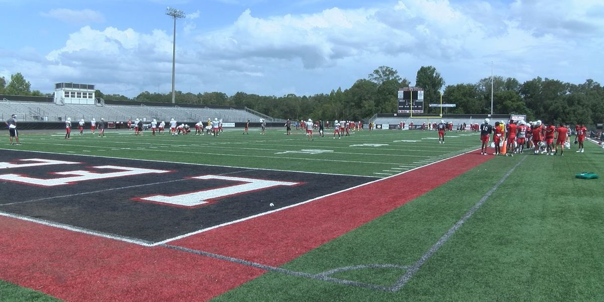 Lee Co. football gearing up for regular season