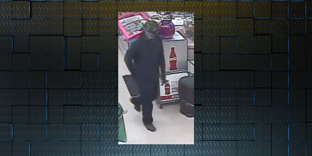 Police looking for suspect in armed robbery of Cordele grocery store