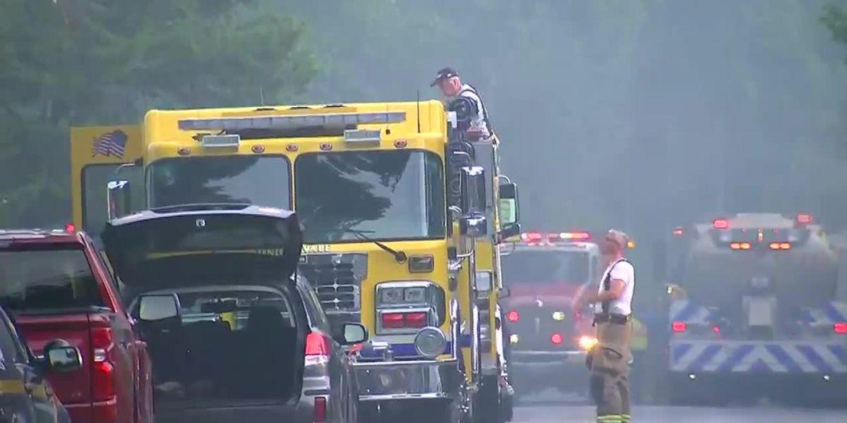 Small plane crashes into house near Poughkeepsie, N.Y., killing 2