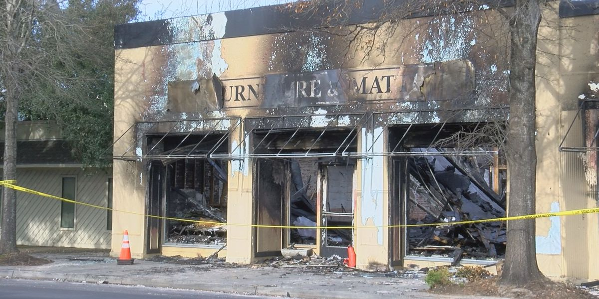 I M Coming Back There S No Doubt About That Valdosta Businessman Looks To The Future After Major Fire