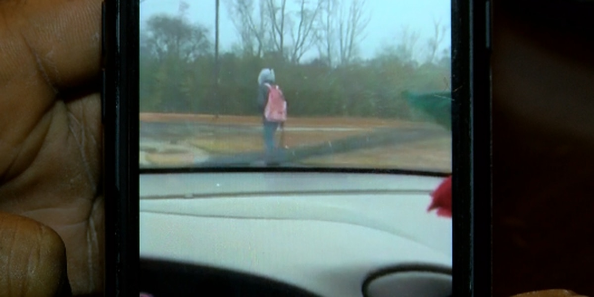 Father who disciplined daughter by making her walk to school says citizens called police