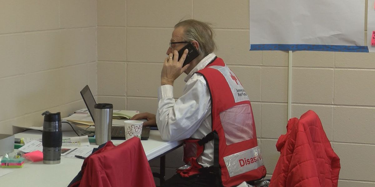 Red Cross offers one-on-one assistance