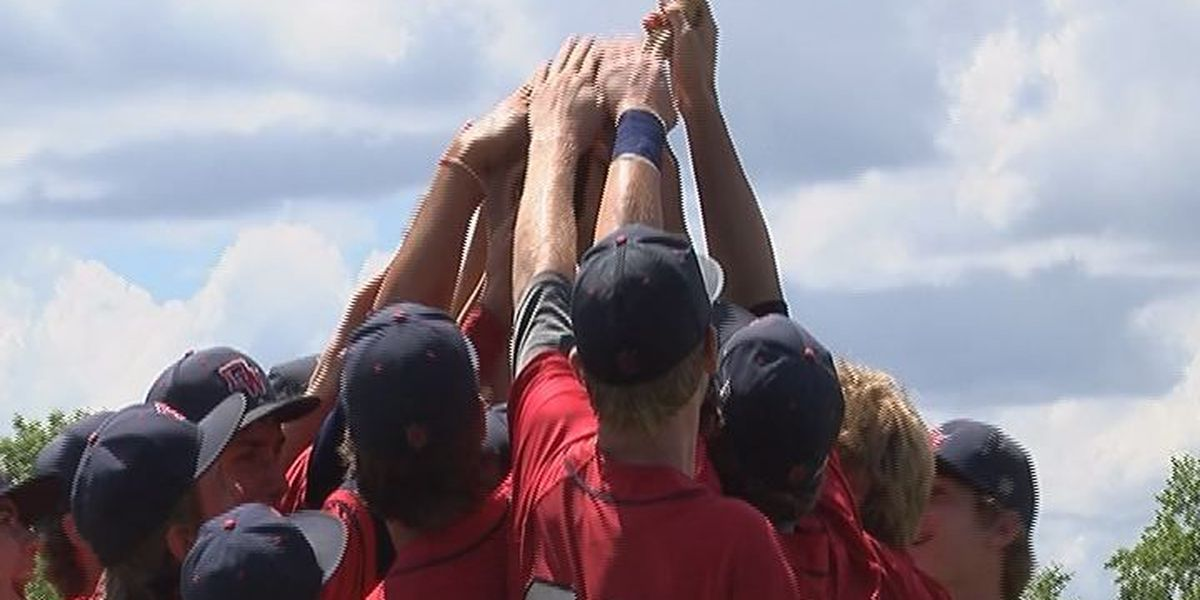 Knights claim first state baseball title since 2003