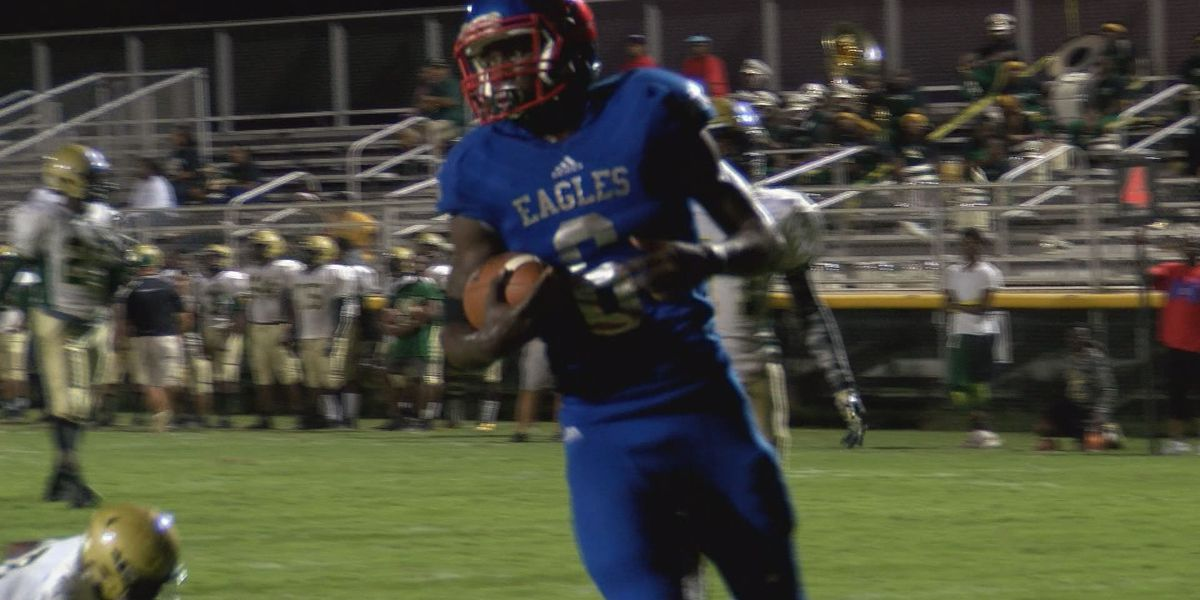 WALB ALBANY AREA PLAYER OF THE WEEK (9/27/17): 6 TD day for James Thomas