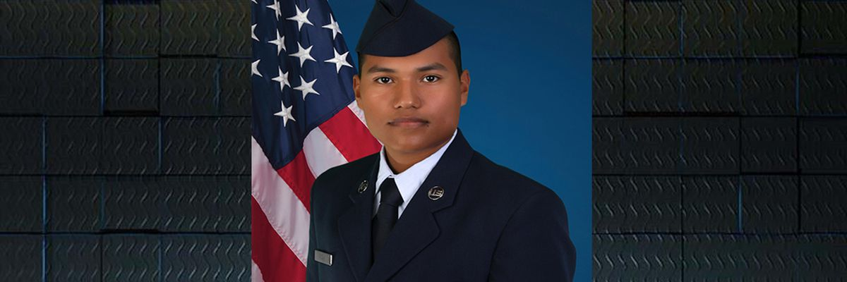 Tifton native becomes U.S. Air Force airman