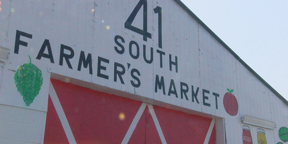 New farmers market brings fresh produce to South Tifton