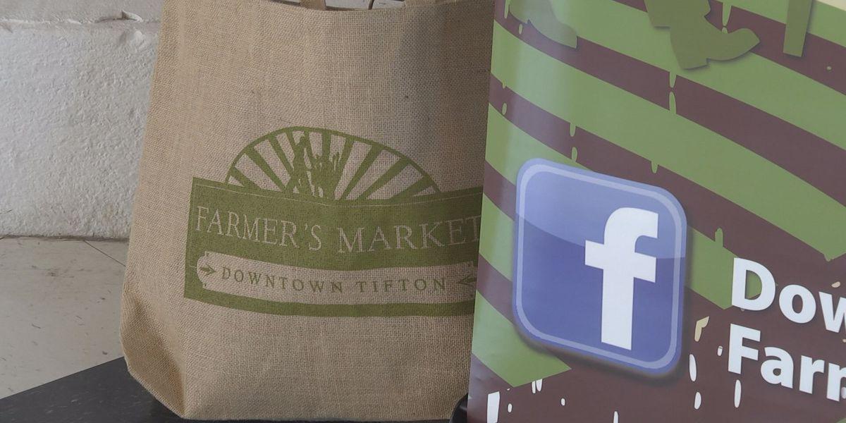 Tifton Farmer's Market to begin June 4