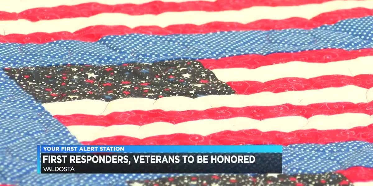 Valdosta business to honor military, first responders
