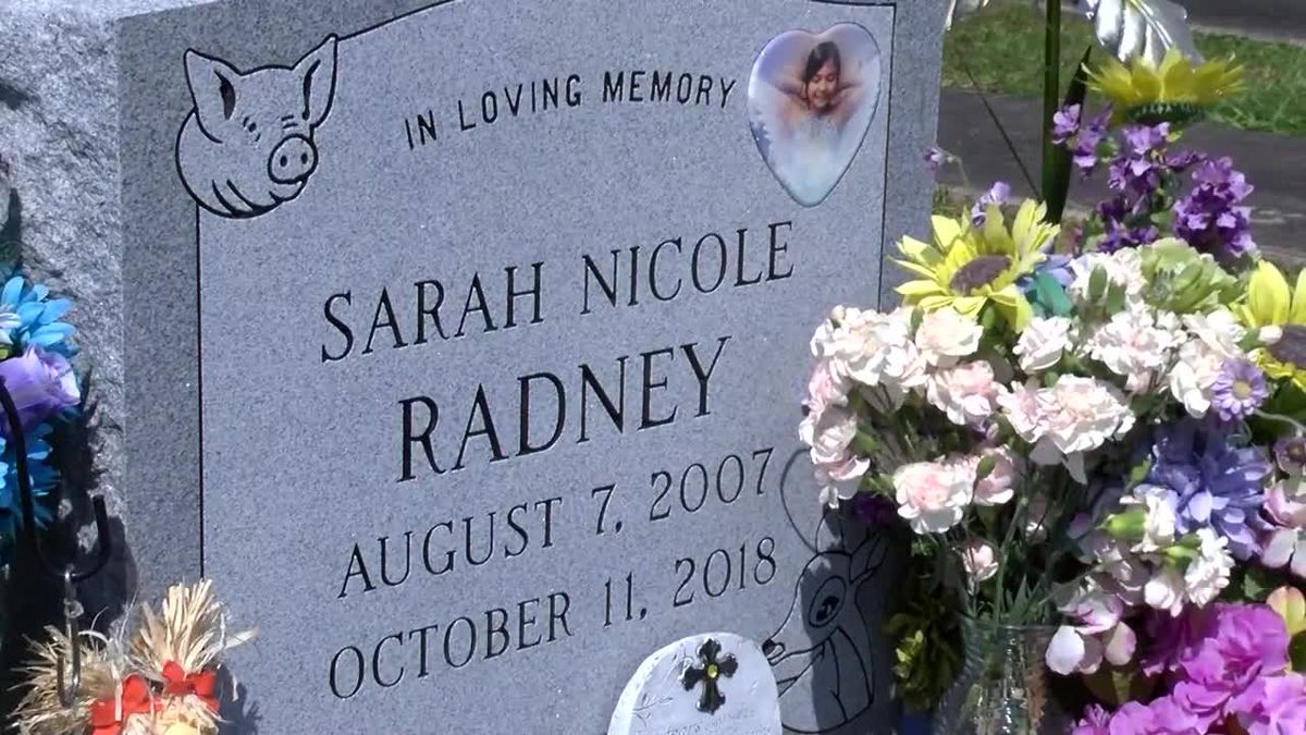 One year later: Remembering Sarah Radney