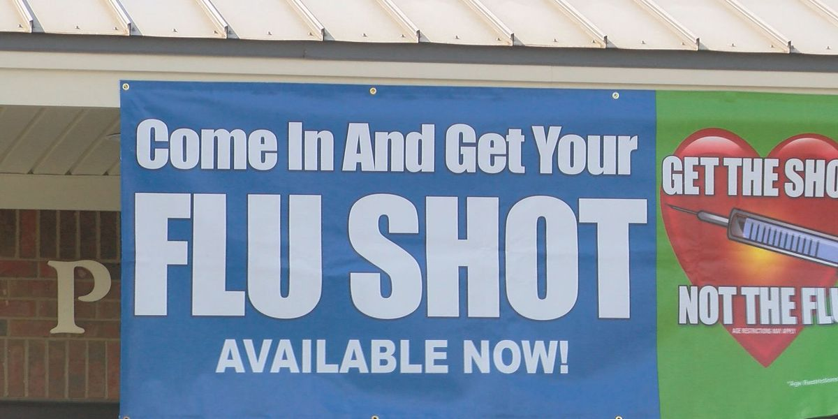 Now's the time to get your flu shot