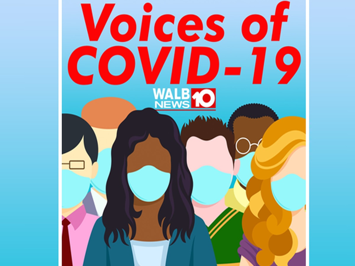 Voices of COVID-19, Episode 4: Battling a pandemic from behind the blue line