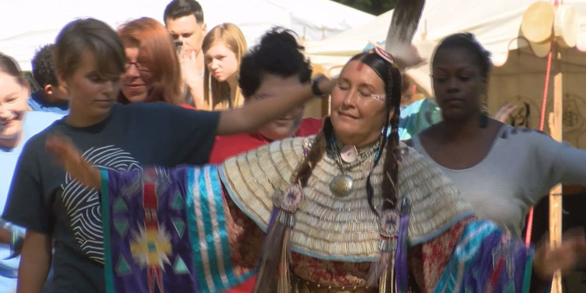 Native American Festival underway at Chehaw this weekend