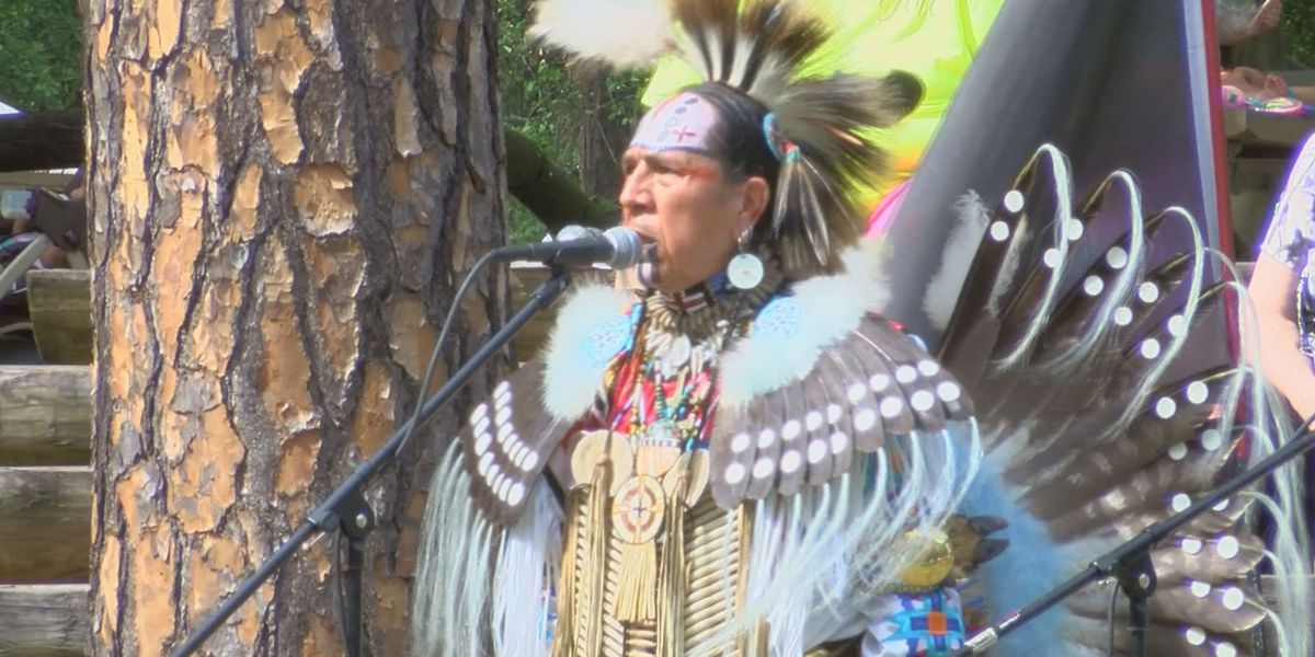 Rain not a threat to Native American Festival at Chehaw