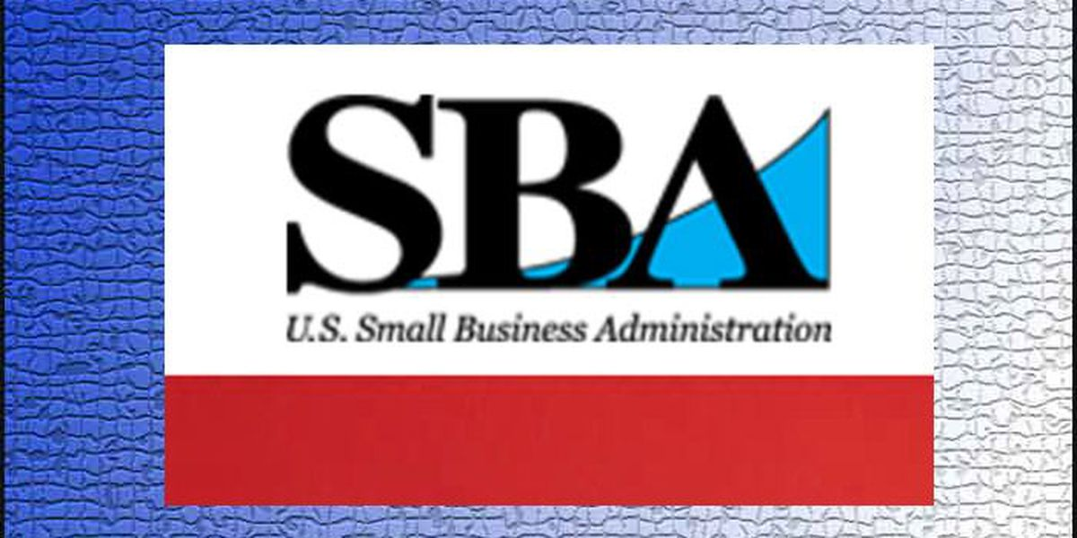 SBA loans available for businesses, organizations hit by storms