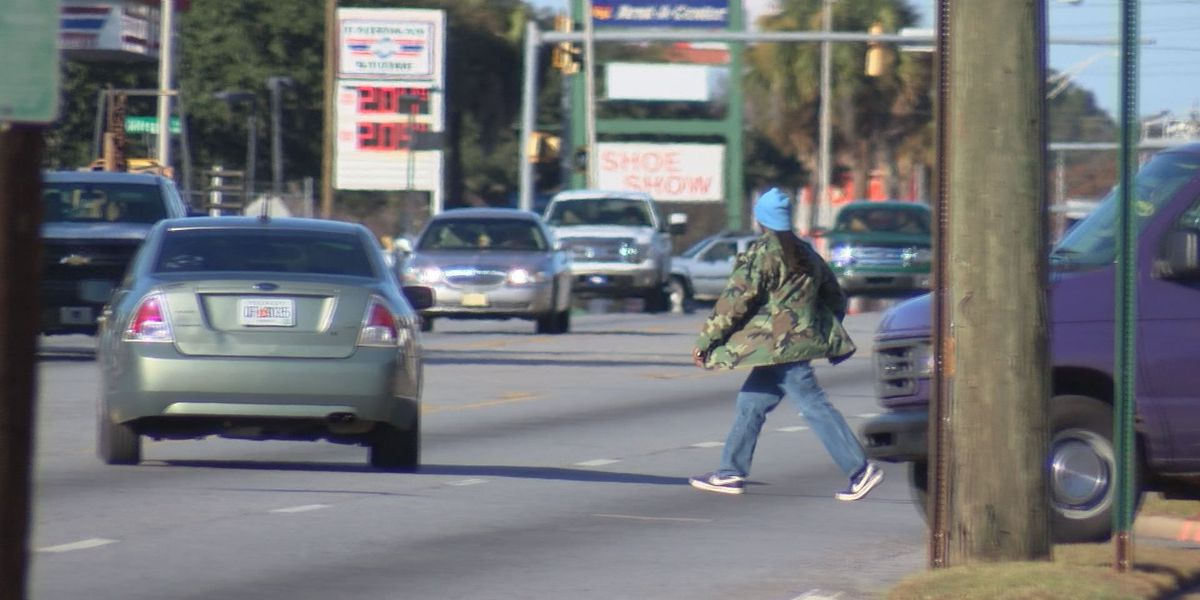 Police urge pedestrian safety after fatal accident