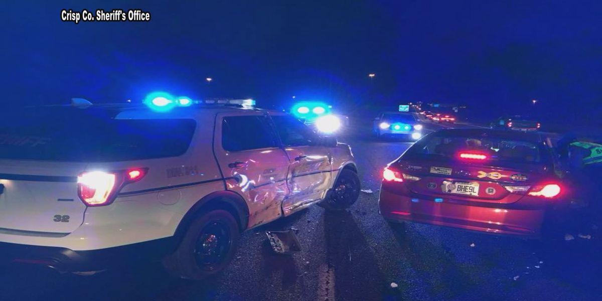 Deputy warns drivers to slow down around emergency vehicles