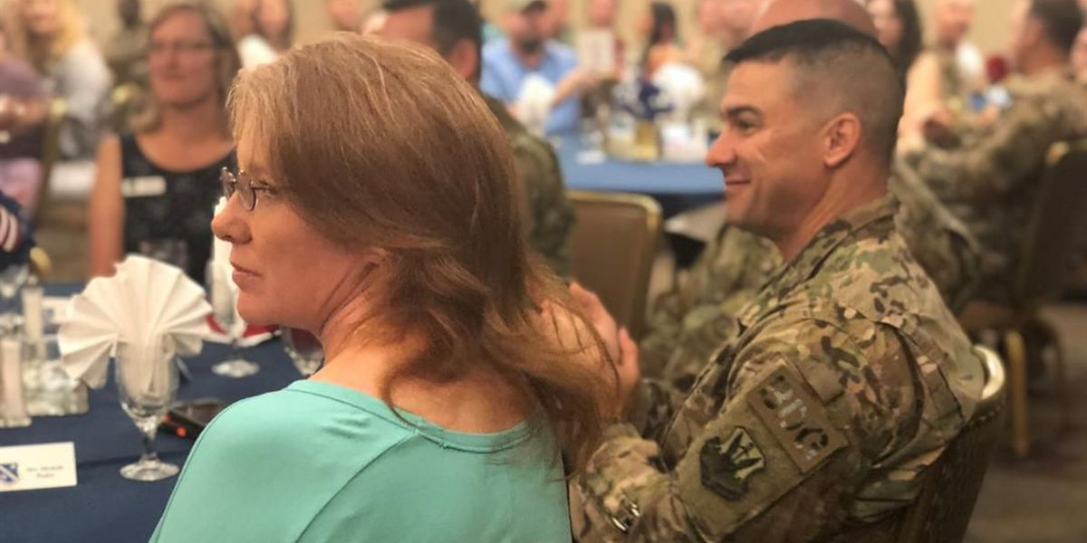 Moody AFB recognizes military spouses