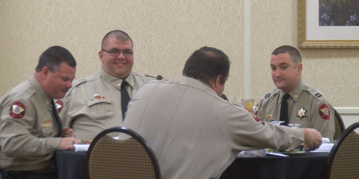 Law Enforcement Ball held to recognize officers for their service
