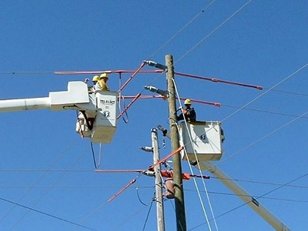 Crisp Power updates powerline repairs