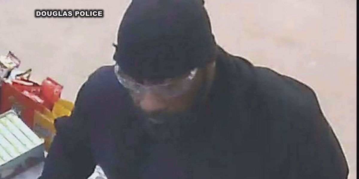 Most Wanted: Douglas Flash Foods robber