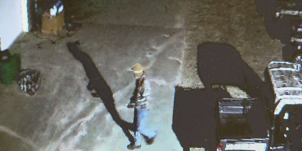 Surveillance video captures crook stealing thousands from tractor dealership
