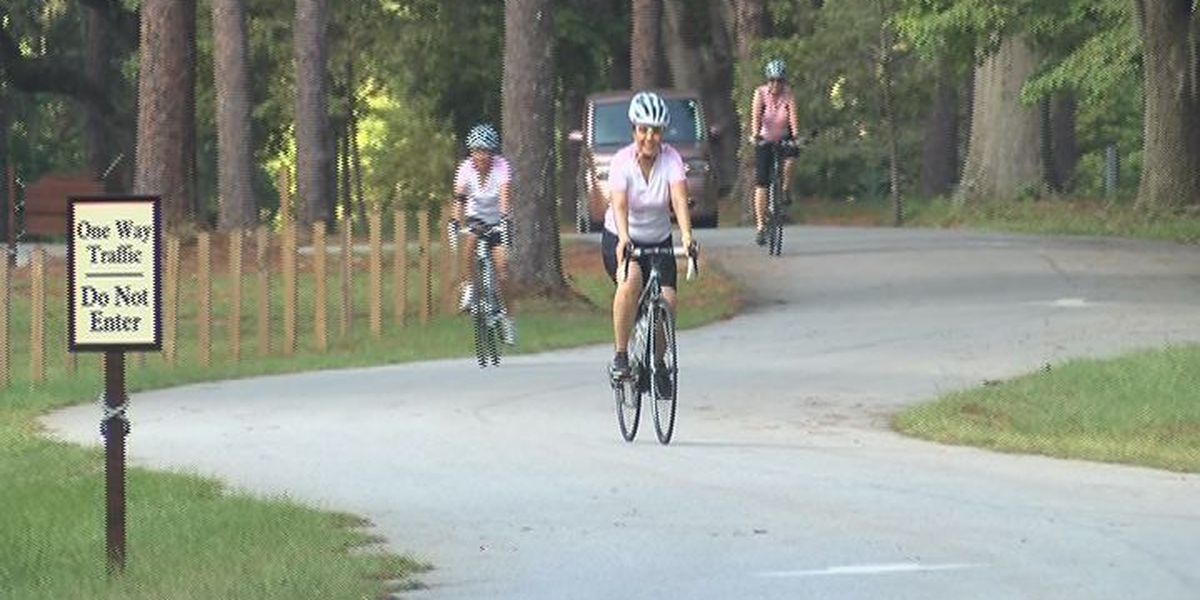Cyclists prepare for 13th annual Nut Roll
