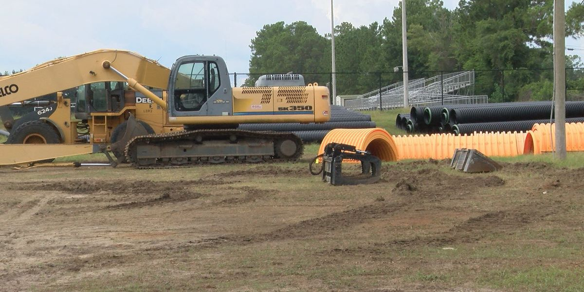 MHS ready for second part of construction