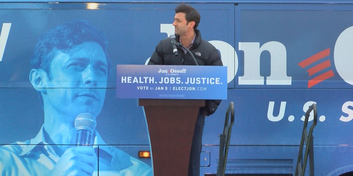 Ga. U.S. Senator Jon Ossoff hosts virtual town hall event
