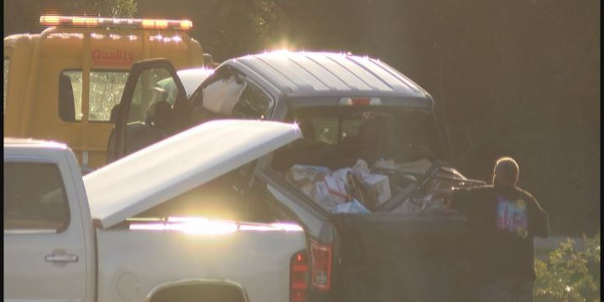 Police investigate wreck with injuries