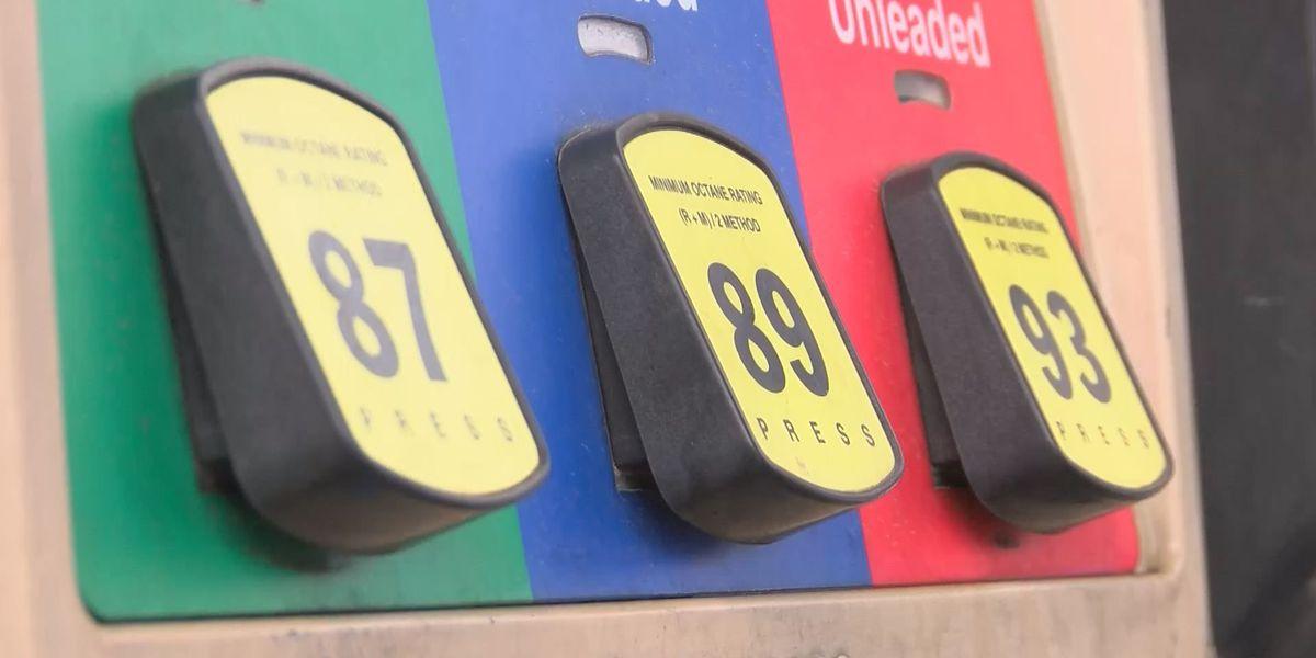 Georgia gas prices highest since Hurricane Harvey