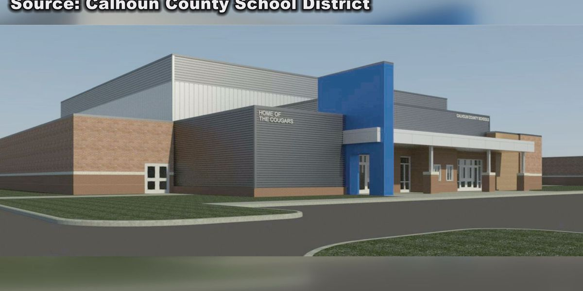 Calhoun Co. sets date for new school