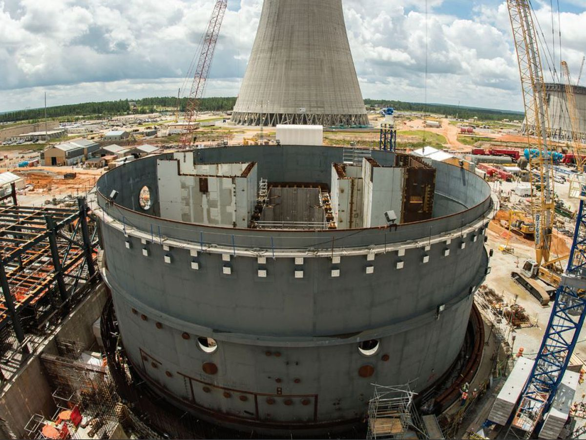 Utility wants cap on Plant Vogtle costs