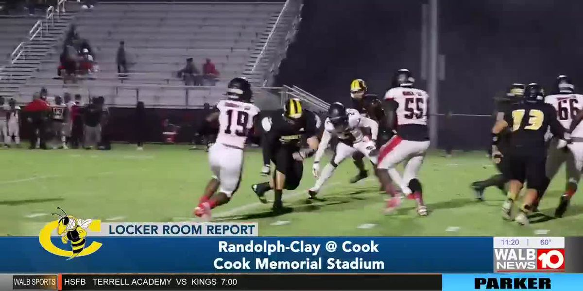 Randolph-Clay vs. Cook